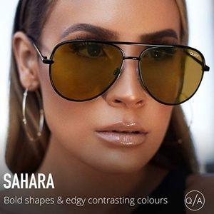 QUAY AUSTRALIA X DESI SAHARA's